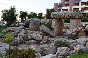 Buġibba Temple - Bugibba Temple