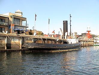 South Australian Maritime Museum - Image: Yelta