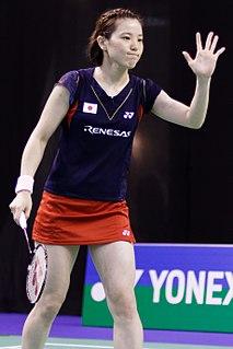 Miyuki Maeda Badminton player