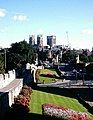 York Minster - viewed from the city wall. - geograph.org.uk - 93740.jpg