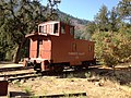 Yosemite Valley Railroad Caboose No. 15.JPG