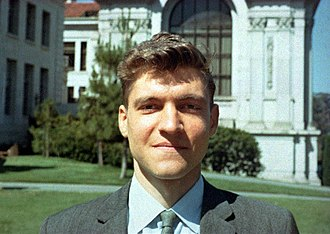 Ted Kaczynski - Kaczynski as an assistant professor at UC Berkeley in 1967