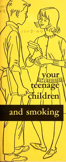 Your teenage children and smoking.djvu