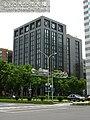 Yuanta Financial Tower and its name sign 20100618.jpg