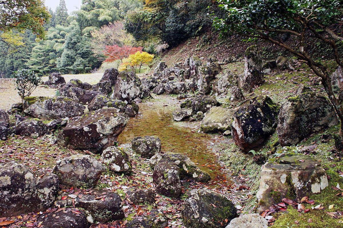 Yudono-ato Garden of Ichijodani Asakura Family Historic Ruins03s3s4592.jpg
