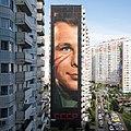 Yuri Gagarin by Jorit.jpg