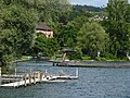 Zürich - Seefeld - Zürihorn - Tiefenbrunnen IMG 3703.JPG