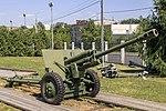 ZIS-3 76 mm AT cannon model 1942 in the Great Patriotic War Museum 5-jun-2014.jpg