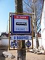 ZOO Chleby, brněnská zastávka U Borovice.jpg