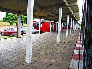 Tren de los Pueblos Libres - Image: Zarate fcgu