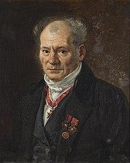 Portrait of Karl Seidel