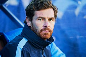 André Villas-Boas - Villas-Boas as manager of Zenit in 2014