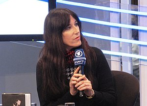 Zeruya Shalev - Zeruya Shalev during Leipzig Book Fair 2012