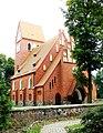 Zespół kościoła ewangelickiego, ob. rzym.-kat. fil. pw. św. Kazimierza Kruszyn (4).JPG