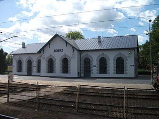 Zgierz railway station