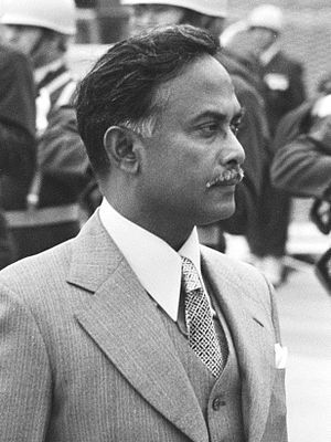 Ziaur Rahman - Ziaur Rahman in 1979 in the Netherlands