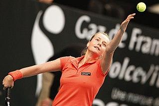 Zuzana Kučová Slovak tennis player