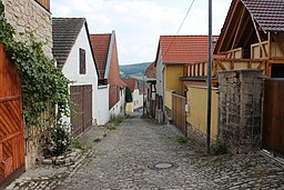 Schulgasse in Jena