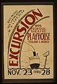 """Excursion"" WPA Federal Theatre Playhouse, Tulane & Miro LCCN98516939.jpg"