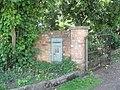 """Postbox"" in Reservoir Lane - geograph.org.uk - 1330243.jpg"