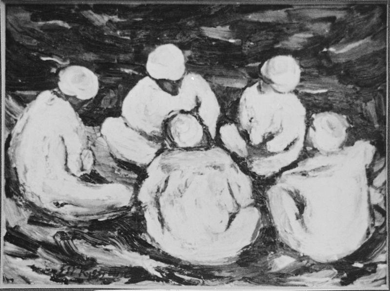 "File:""The Conversation"", 1963 - NARA - 558908.jpg"