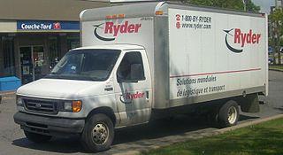 Ryder transportation company