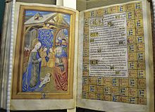Image of a Book of Hours