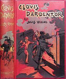 'Clovis Dardentor' by Jules Verne, UK edition book cover.jpg