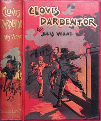 Clovis Dardentor - Cover from UK Edition