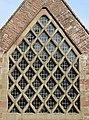 'Jam tart' window detail, St. Edwards, Kempley - geograph.org.uk - 730762.jpg