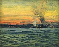 'Looking toward Jersey City' by Frederick Judd Waugh.jpg