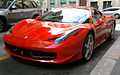 ' 10 - ITALY - Ferrari 458 Italia rossa a Milano 14.jpg