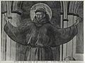 'giotto', Apparizione di san Francesco d'Assisi al capitolo di Arles 13.jpg