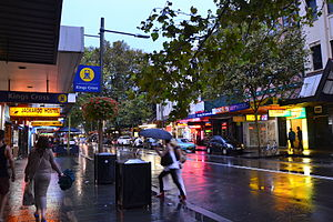 Kings Cross, New South Wales - Darlinghurst Road, Kings Cross