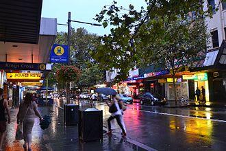 Kings Cross, New South Wales - Darlinghurst Road, Kings Cross