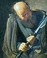 (Albi) Saint Thomas (copie) - Georges de La Tour - MTL inv.167.jpg
