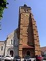 Église St-Just, porche-clocher.jpg