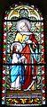 Égliseneuve d'Entraigues église vitrail (1).JPG