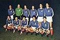 Équipe de France olympique de football en 1976, 'Montreal 76', Panini figurina.jpg