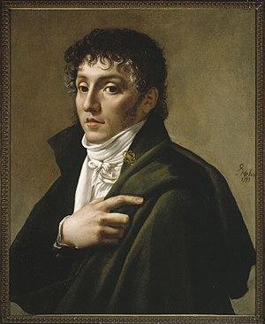 Étienne Méhul - Méhul in 1799, portrait by Antoine Gros.