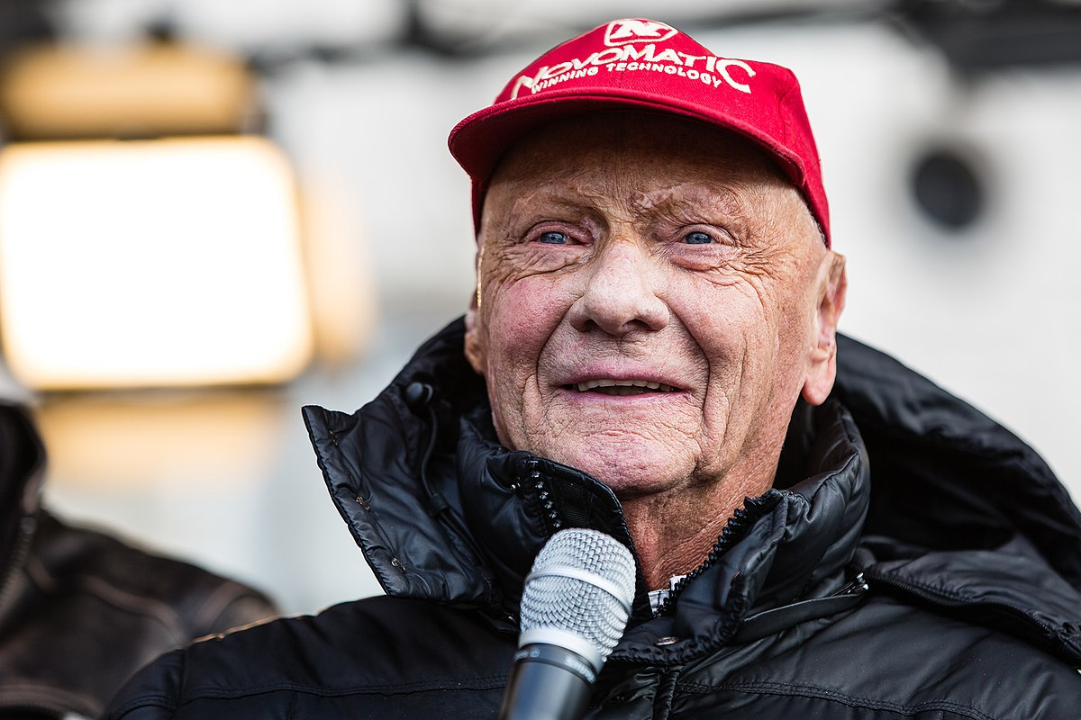 Wiki Niki Lauda