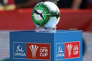2017–18 Austrian Cup football tournament season