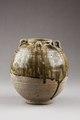 Östasiatisk keramik. Kruka, Tangdynastin - Hallwylska museet - 96086.tif
