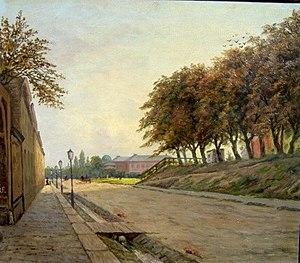Øster Voldgade - Øster Voldgade in 1888