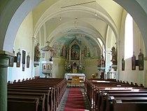 Újkér Alexandriai Szent Katalin templom beltér.JPG