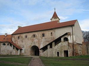Čakovec Castle - Image: Čakovec Stari Grad