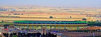 Şanlıurfa GAP Stadium - Image: Şanlıurfa GAP Arena