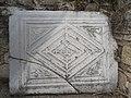 Περίκεντρος Ναός (Ροτόντα) Παλαιοχριστιανική Αμφίπολη, θωράκιο.jpg