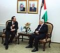 Περιοδεία ΥΠΕΞ, κ. Δ. Δρούτσα σε Μέση Ανατολή Παλαιστινιακά Εδάφη - Tour of Foreign Minister, Mr D. Droutsas in the Middle East Palestinian Territories (18.10.2010) (5093799275).jpg