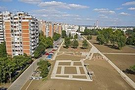 mapa novi beograd blok 70 Блок 70 — Википедија, слободна енциклопедија mapa novi beograd blok 70